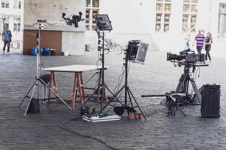 Zoom sur les métiers du secteur de l'audiovisuel